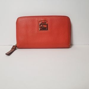 Dooney & Burke Pebble Leather